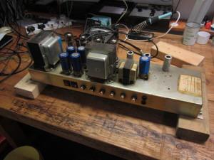 Marshall JMP Master Volume Lead 2203 100 Watt Head - Built 1978
