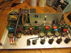 WEM Copicat IC300 insides.