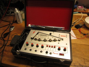 WEM Copicat IC300. All it needed was head cleaning and a new tape.